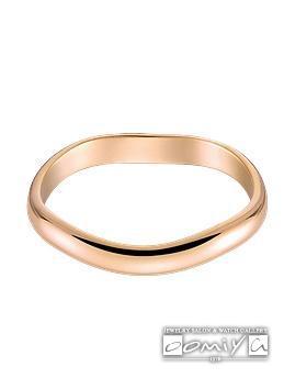 トゥルーラブ K18ピンクゴールド - K220P 結婚指輪(マリッジリング)