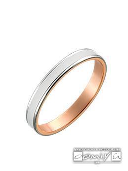 トゥルーラブ K18ホワイトゴールド&K18ピンクゴールド - K276WP 結婚指輪(マリッジリング)