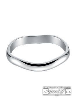 トゥルーラブ|K18ホワイトゴールド - K220W 結婚指輪(マリッジリング)