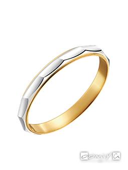 トゥルーラブ プラチナ900&K18イエローゴールド M806 - 結婚指輪(マリッジリング)