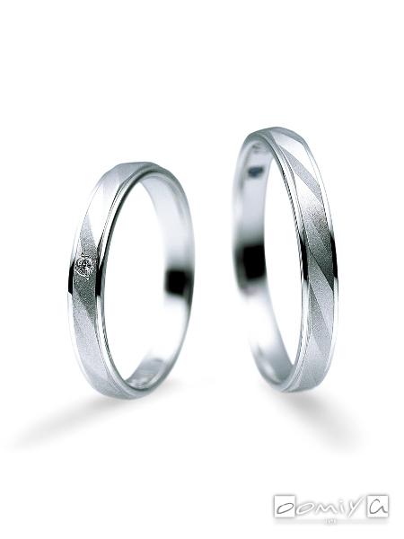 サムシングブルー セントピュール|SP782 / SP783 - 結婚指輪(マリッジリング)