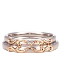 星の砂|ヴィーナス - HGS9620/HGS9600 結婚指輪(マリッジリング)