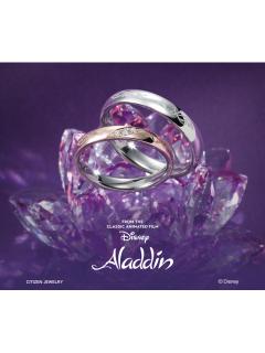 ディズニー アラジン ブライダルコレクション|Padoma - AD6101,AD6102
