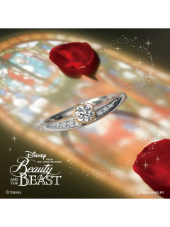 ディズニー 美女と野獣 ブライダルコレクション|3nd season 限定モデル<Beautiful Light> - BYE-320