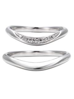 星の砂|FLARE - フレア - HGS9420/HGS9410 結婚指輪(マリッジリング)