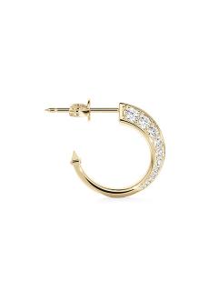 フォーエバーマーク|フォーエバーマーク アヴァンティ™ コレクション フープ ピアス - 10 Earrings _ 10.P