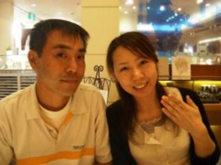 Tomonobu 様&Akiyo 様