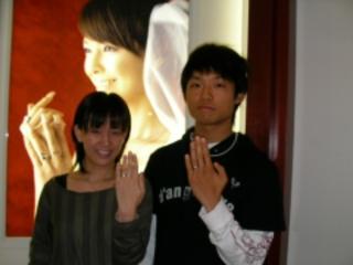 片桐様(右)&日下様(左)
